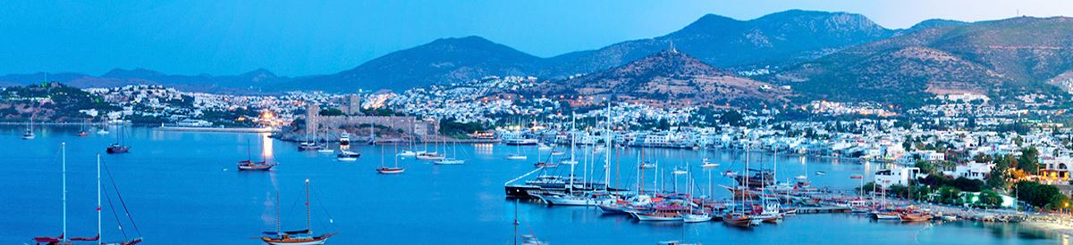 Yacht Holidays In Bodrum