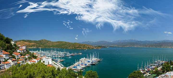 Sailing Yacht Charter in Marmaris - Fethiye