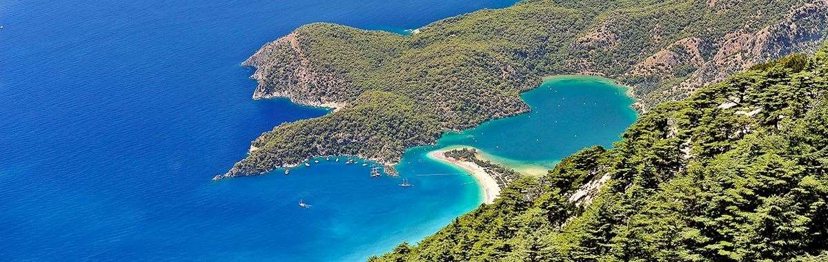 Sailing yacht charter in Fethiye