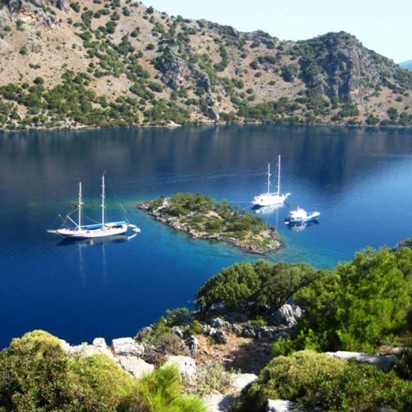Sailing Holidays in Turkey
