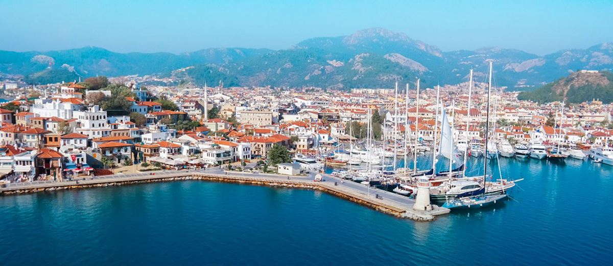 Gulet Cruises in Marmaris