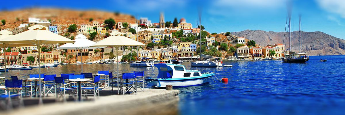 Yacht Holidays In Greece
