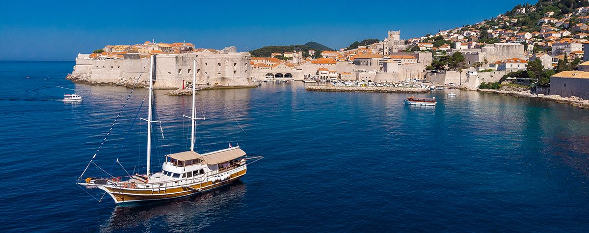Gulet Cruises in Croatia