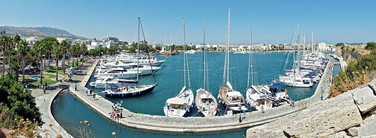 Kos Yacht Charter Greece