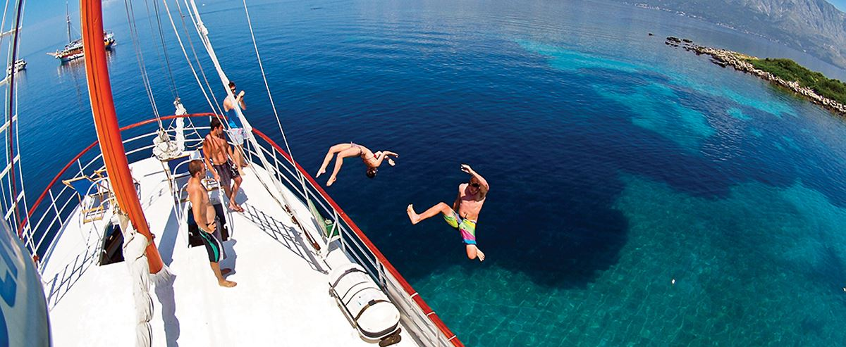 Luxury Yacht Rental in Croatia
