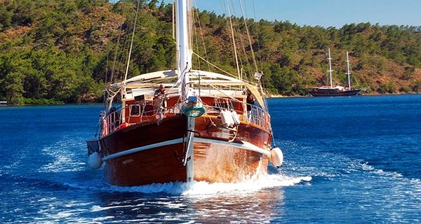 Sailing Holidays in Dodecanese Islands
