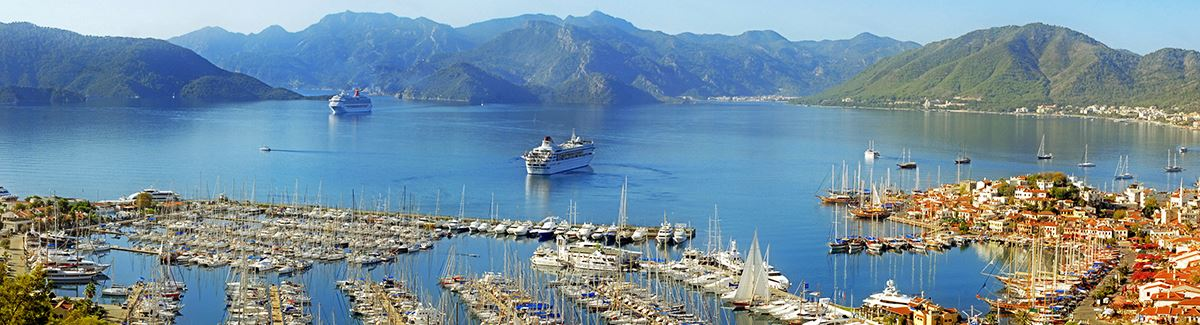 Sailing Yacht Charter in Marmaris