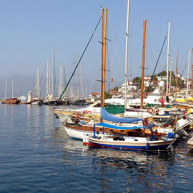 Sailing Holidays in Greece