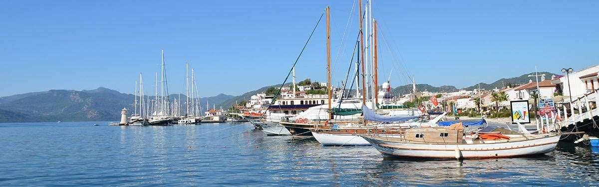 Yacht Holidays In Marmaris