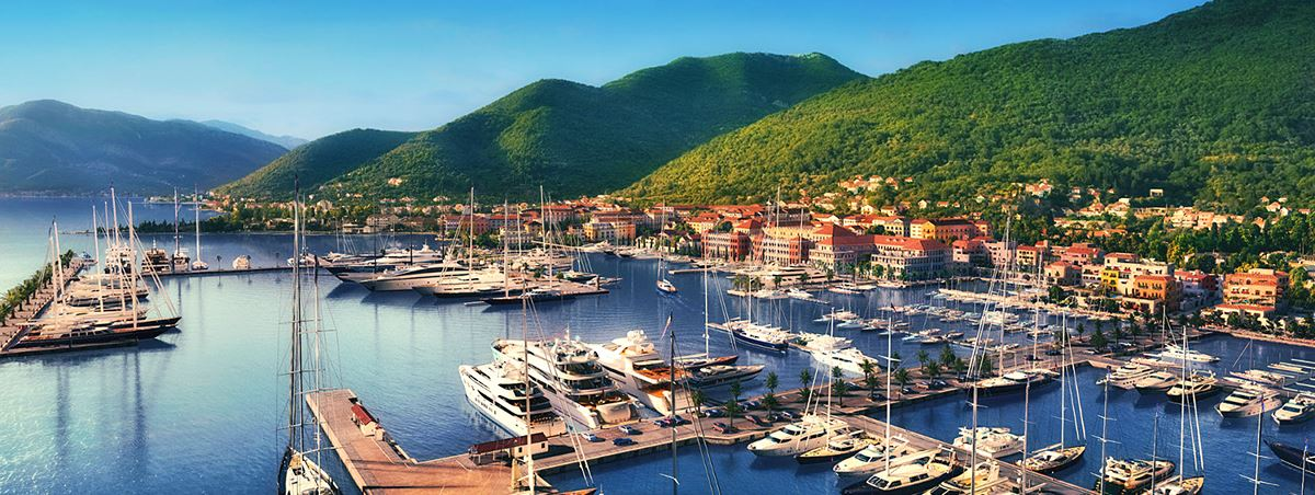 Yacht Holidays In Montenegro