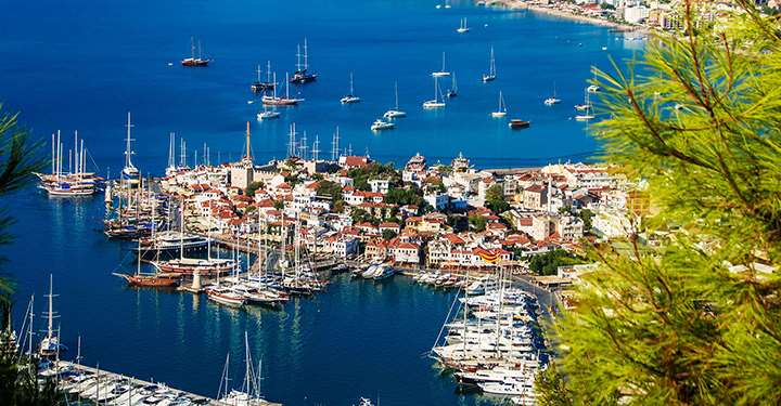Yacht Charter Marmaris / Turkey