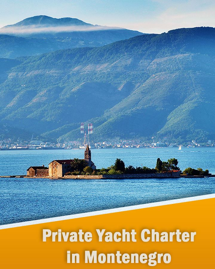 Private Yacht Charter in Montenegro
