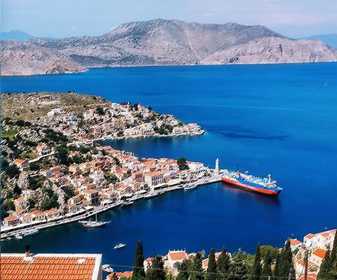 Gulet Charter Symi / Greece