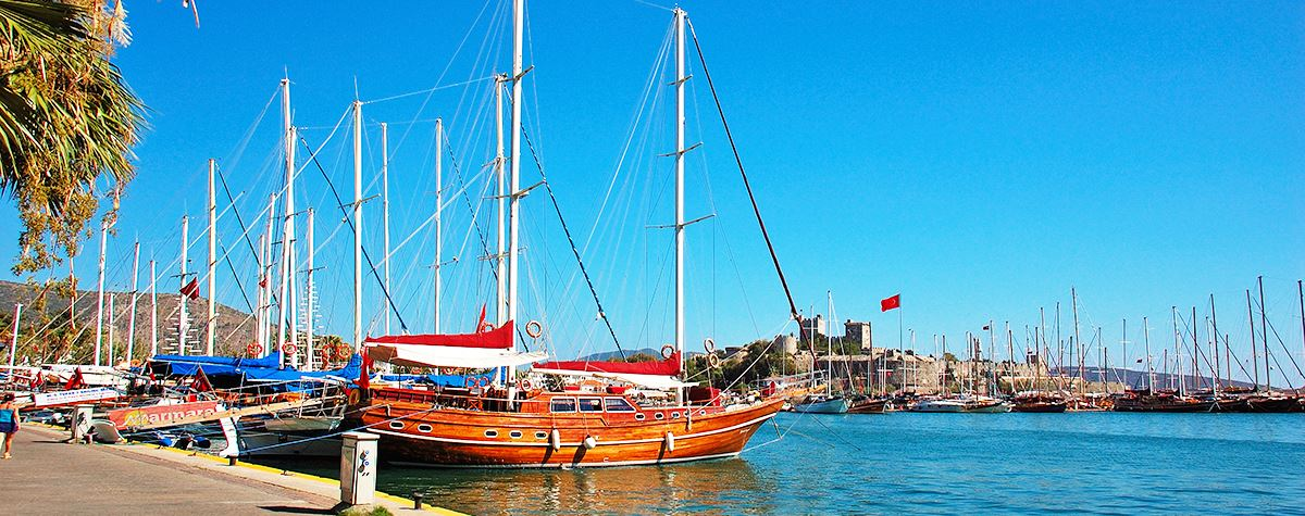 Gulet Cruises Turkey