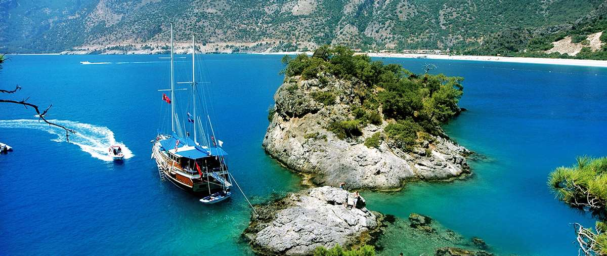 Weekly Yacht Charter in Turkey