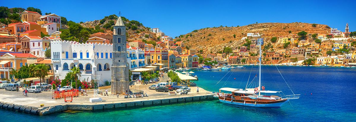 Yacht Charter in Greek Islands