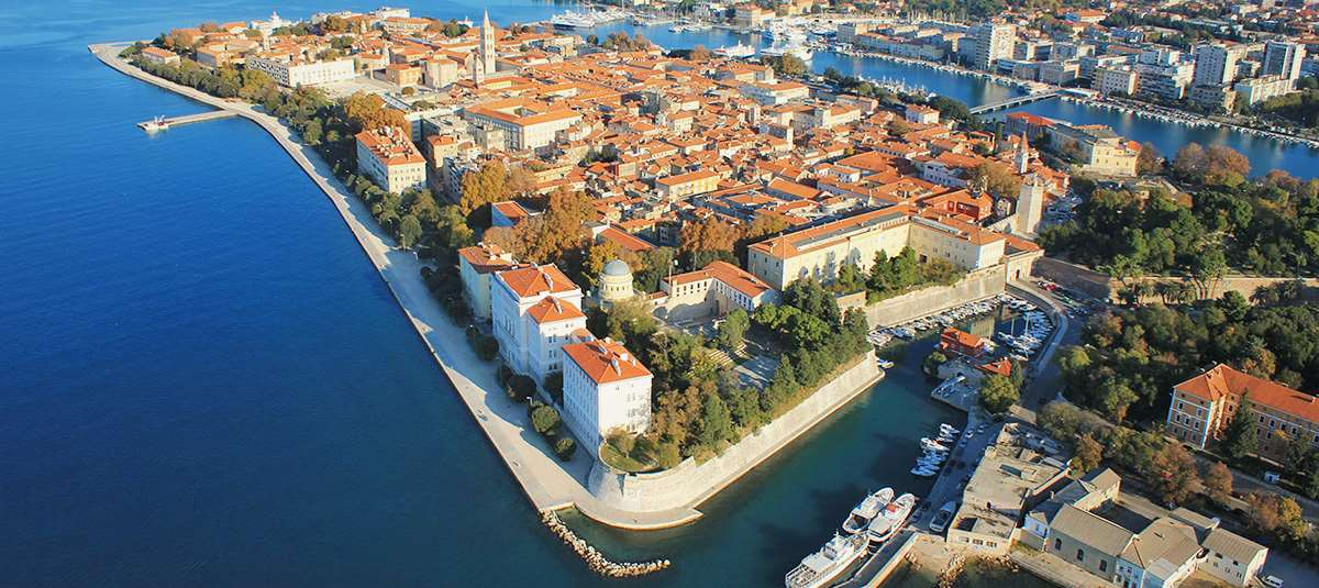 Weekly Yacht Charter in Zadar