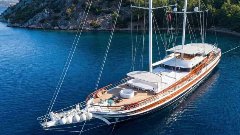 Halcon Del Mar Ultra Luxury Turkish Gulet