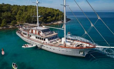 Private Gulet Charter in Turkey and Croatia, As Lifetime Experience