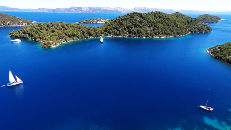 Shared Gulet Charter in Croatia